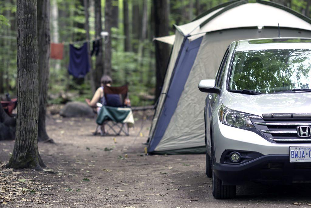 Ty Nenez : Tente Camping Tynenez