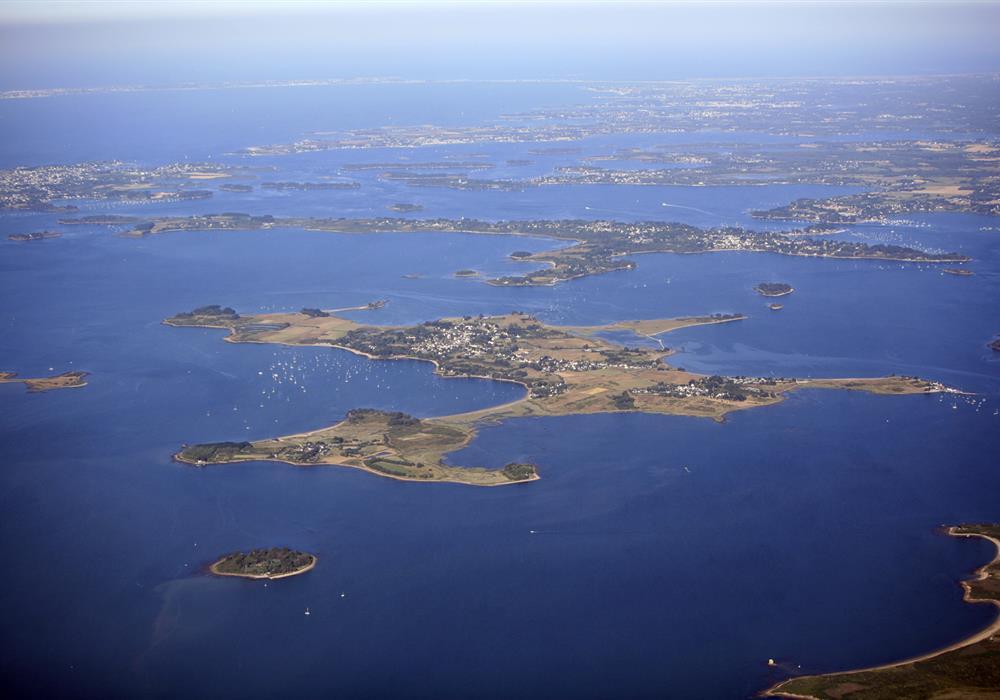 Ty Nenez : Golfe Morbihan
