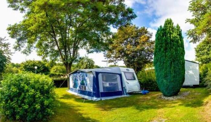 Ty Nenez : Camping à Lorient Emplacement En Pleine Nature