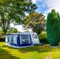 Camping Guidel : emplacements de camping au Ty Nenez