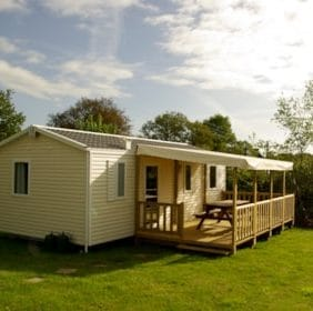 Camping Guidel : locations de mobil-home au camping Ty Nenez