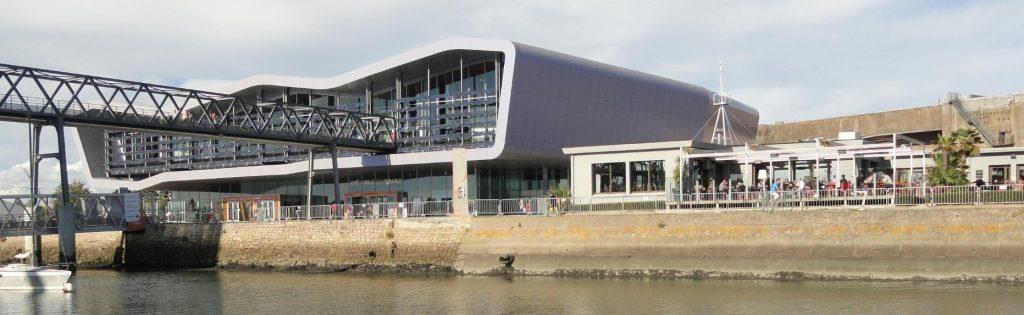 Ty Nenez : Visite à Lorient et sa base