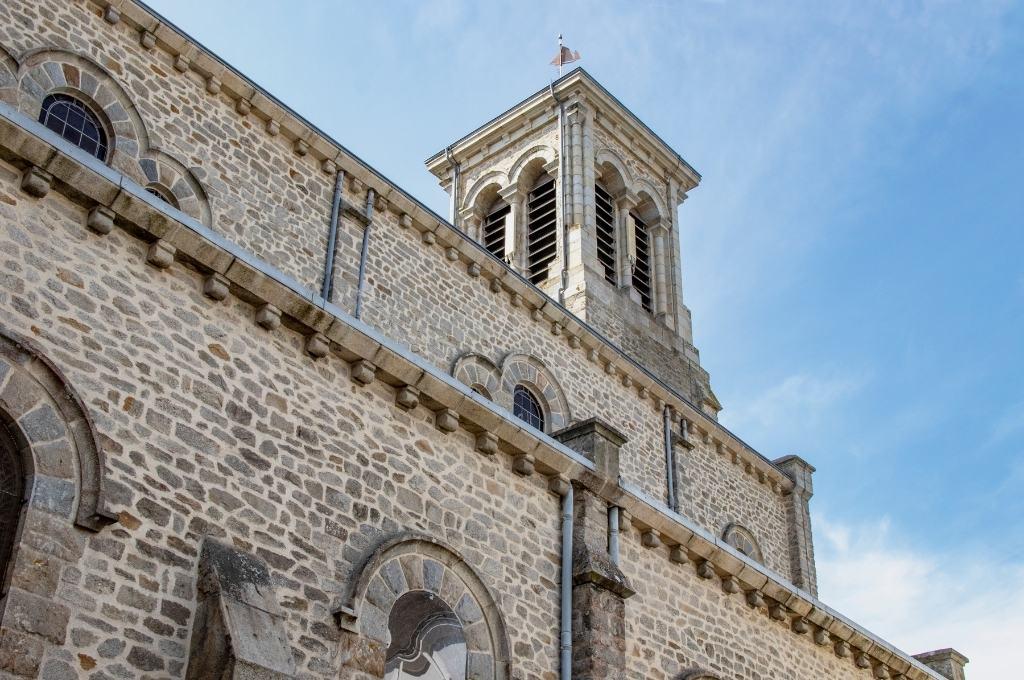 Ty Nenez : Eglise De Locmaria Proche De Lorient