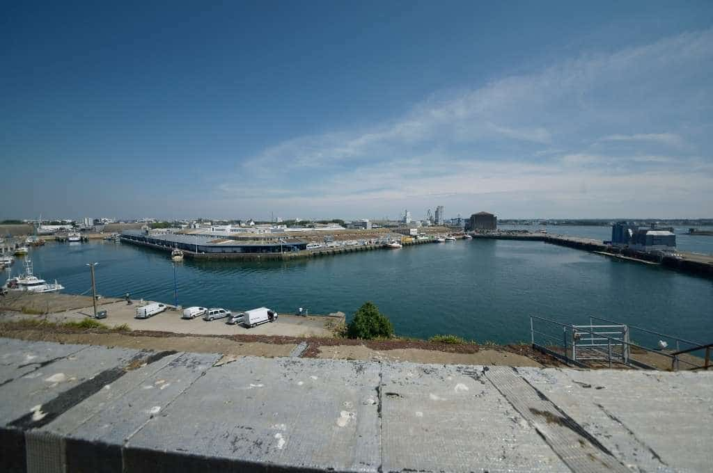 Ty Nenez : Vue Du Port De Lorient