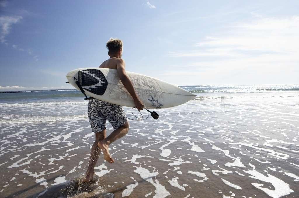 Surf A Concarneau